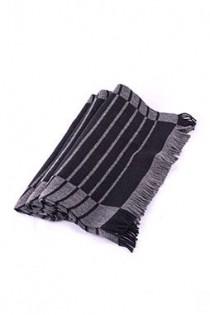 Tweekleurige sjaal van Kai Balke