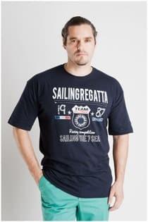 T-shirt korte mouw Plus Man Regatta
