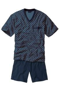 Korte mouw + korte broek pyjama van Ceceba