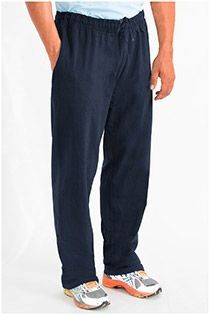 Fleece joggingbroek van D555