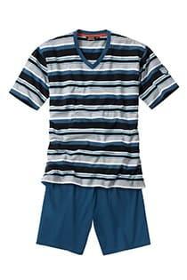 Korte pyjama streepje van Ceceba