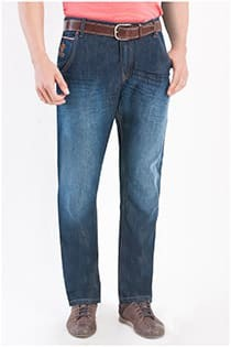 Santa Monica jeansbroek 5-pocket