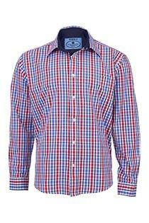 Redfield lange mouw overhemd