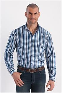 Ruiten overhemd Plus Man EXTRA lange mouw
