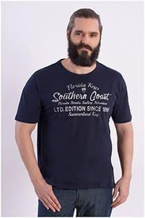 Korte mouw t-shirt Kitaro print