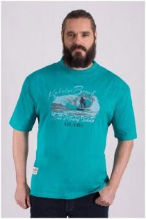 Ed Baxter korte mouw t-shirt