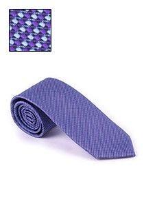 Bedrukte stropdas van Plus Man