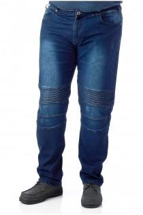 5-pocket stretch jeans van D555
