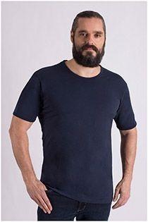 Elastisch T-shirt korte mouw van Kitaro