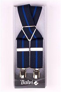 Gestreepte bretels van Dalvi