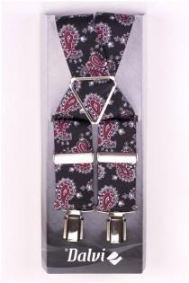 Zwarte bretels van Dalvi