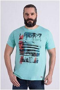 Korte mouw t-shirt van Forestal