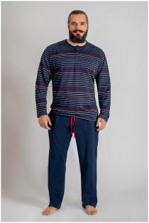 Lange pyjama van Hajo
