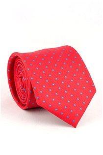 Zijden stropdas van Plus Man