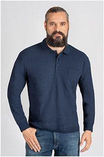 Katoenen sweater van Casamoda