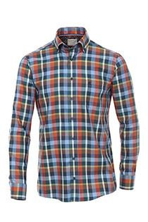 Special offer: Lange mouw ruiten overhemd van Casamoda.