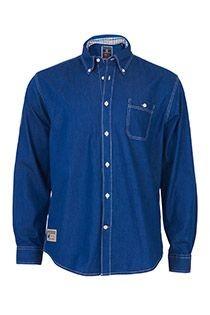 Redfield jeanshemd met lange mouw