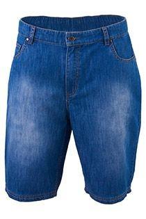 AANBIEDING: 5-pocket jeansbermuda