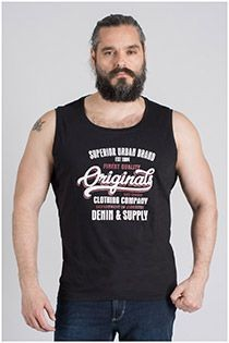 Mouwloos t-shirt van Forestal