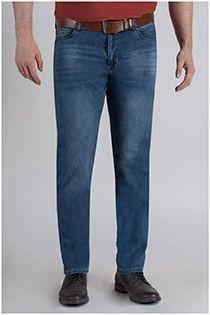 Elastische 5-pocket jeansbroek van Koyote