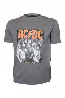 AC/DC korte mouw t-shirt van Replika