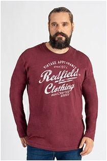 Lange mouw T-shirt van Redfield