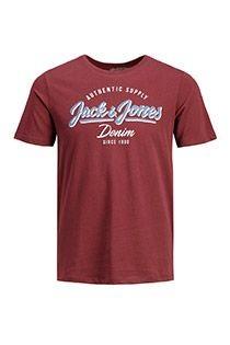 Korte mouw t-shirt van Jack & Jones.