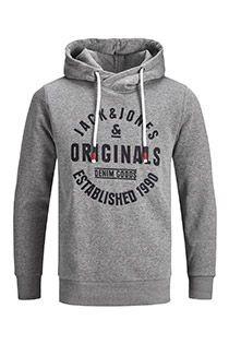 Jack & Jones hoodie met print