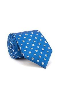 Gedessineerde EXTRA LANGE stropdas van Pluman