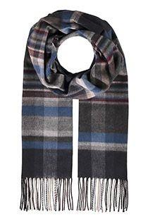 Ruiten sjaal van Fiebig
