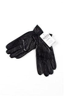 Lederen handschoenen van Fiebig