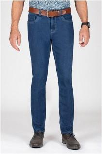 5-pocket jeans van Plusman