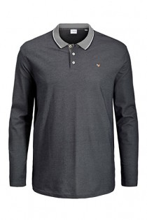 Lange mouw polo van Jack & Jones