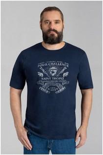 Korte mouw t-shirt van Hajo