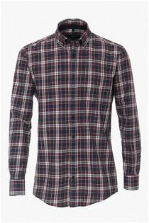 Duurzaam geproduceerd lange mouw Casamoda overhemd