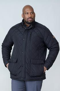 Gevoerde jas van D555