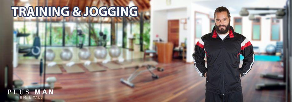 Grote maten joggingbroeken en trainingspakken