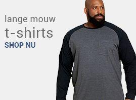Grote maten t-shirts