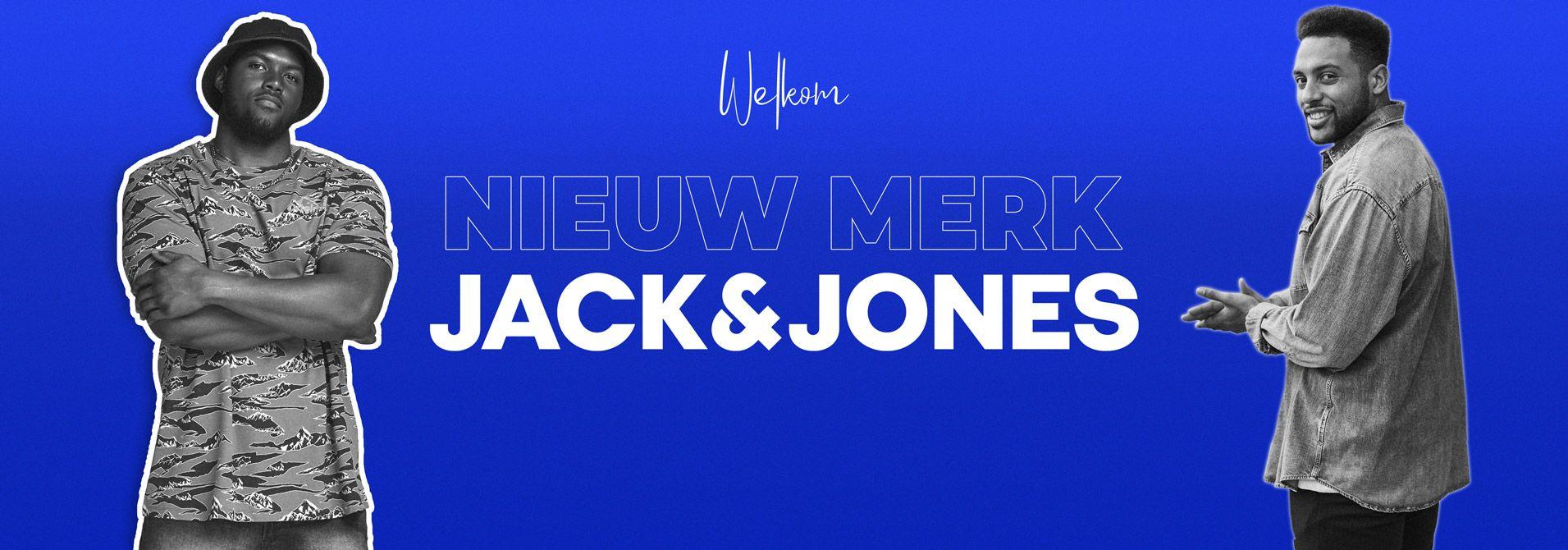 JACK & JONES plus size collectie
